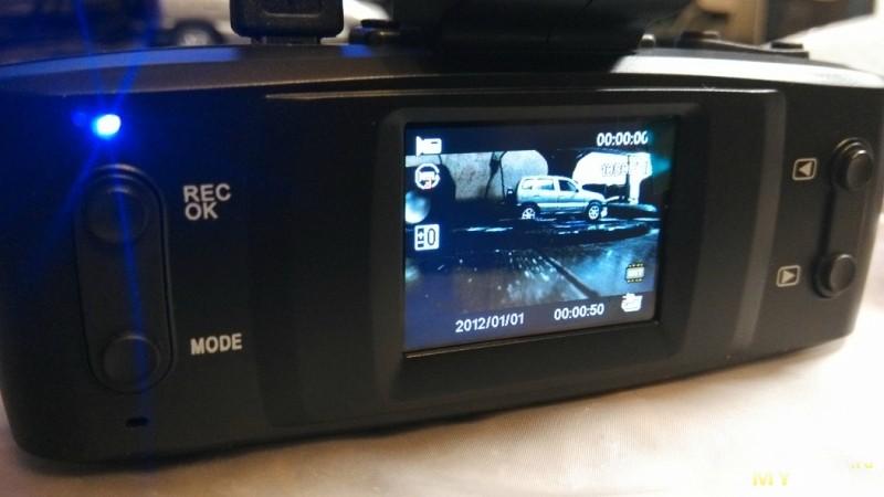 g сенсор что это в видеорегистраторе
