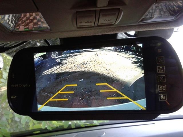 как подключить камеру заднего вида к планшету