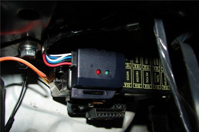 установка сигнализации на авто своими руками видео