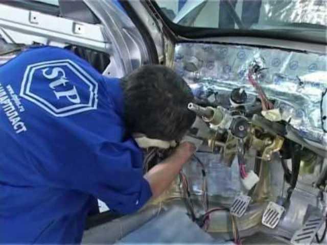 как правильно сделать шумоизоляцию автомобиля своими руками