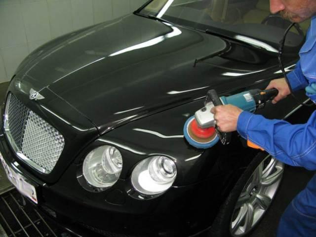 Чем полировать машину своими руками фото 350