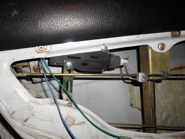 foto 8 podklyuchenie k aktuatoru - Установка сигнализации старлайн а91 на ваз 2110